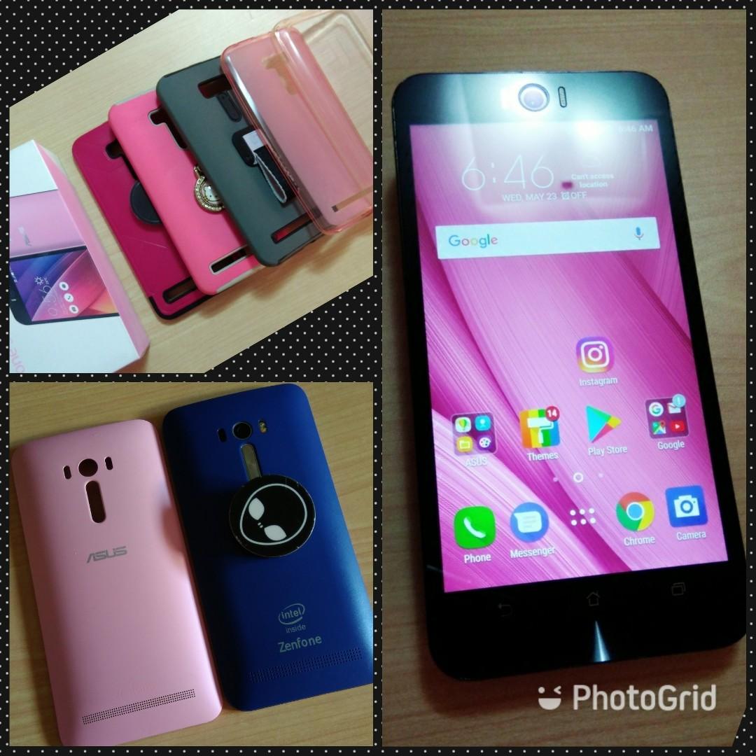 Asus Zenfone Selfie Zd551kl 32gb Electronics Mobile Phones On Selfi 4g Lte Photo