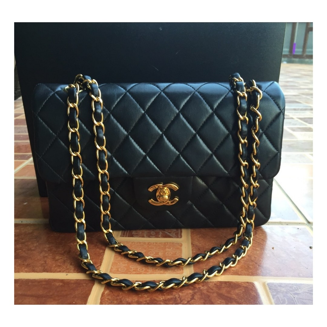 e2517918d09b0a Authentic Chanel Classic Small Flap Bag, Luxury, Bags & Wallets on ...