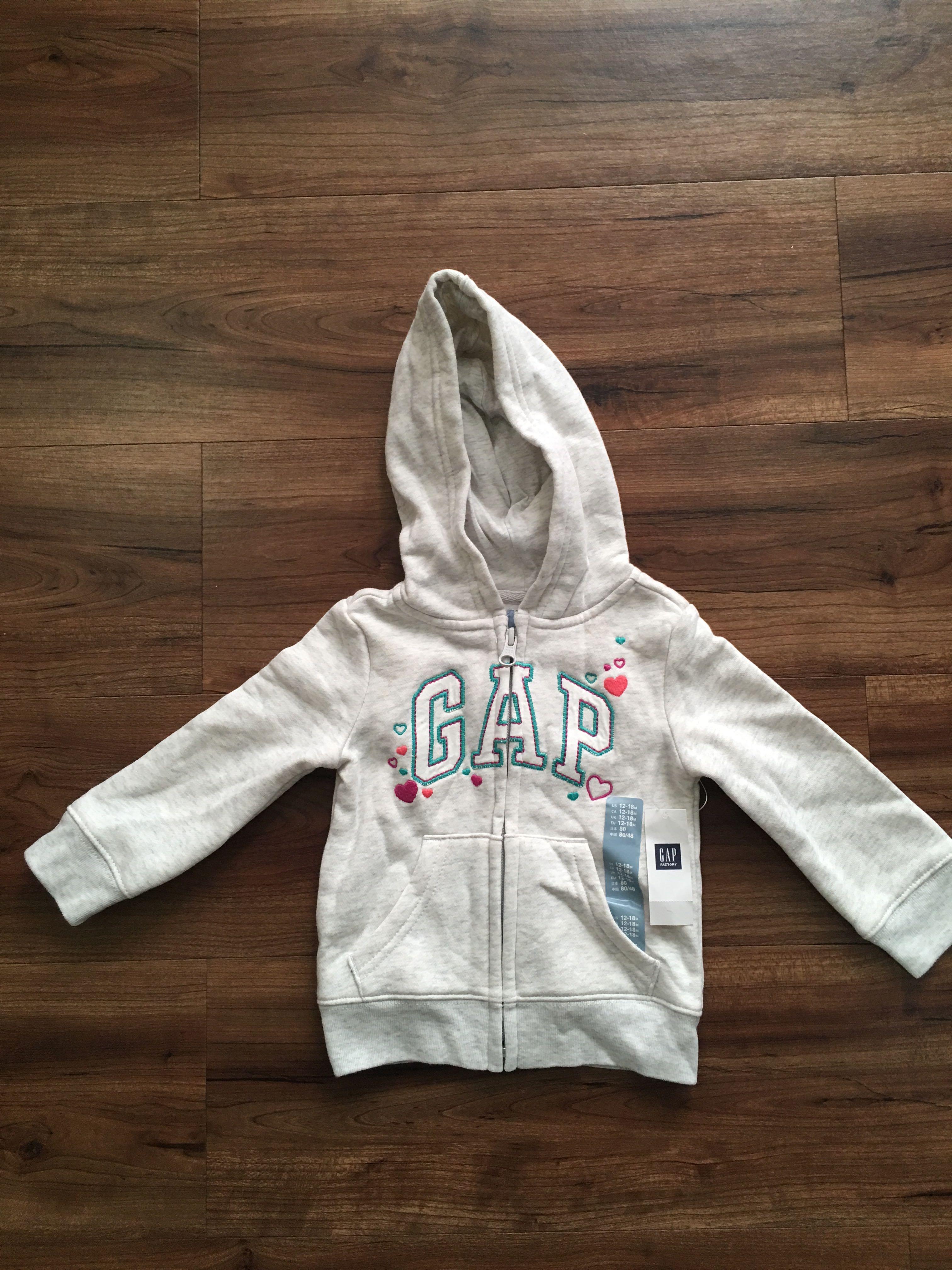 b8d06526979f Baby GAP Jacket size 12-18 Bulan ( Brand New )