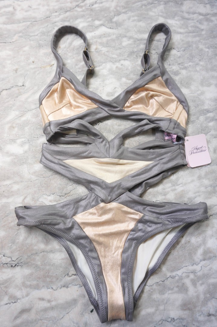 35beb1fdec551 Bnew Agent Provocateur mazzy one piece, Women's Fashion, Clothes on ...