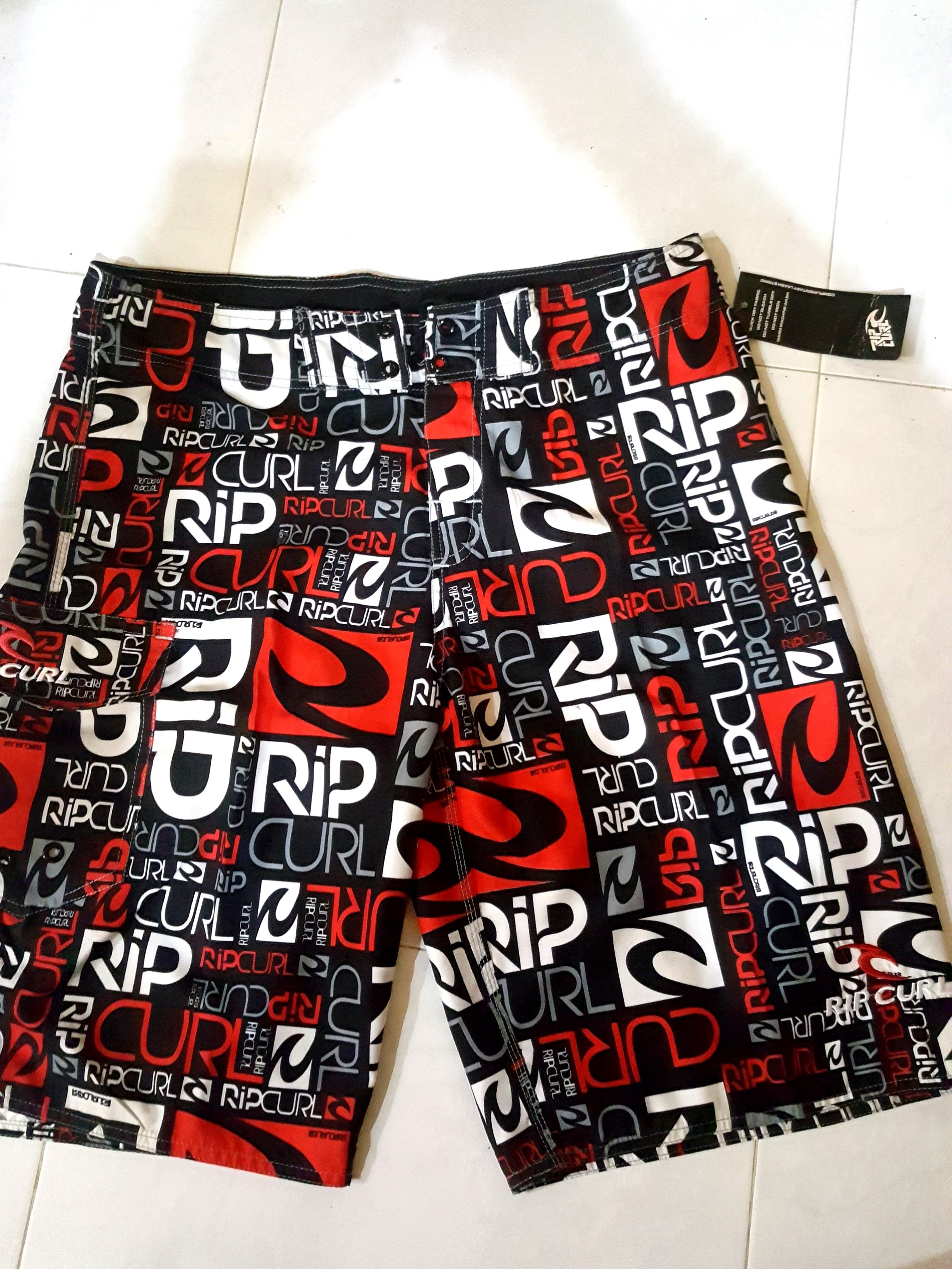 78909d0cc3 BNWT Ripcurl boardshort size 38, Men's Fashion, Clothes, Bottoms on ...