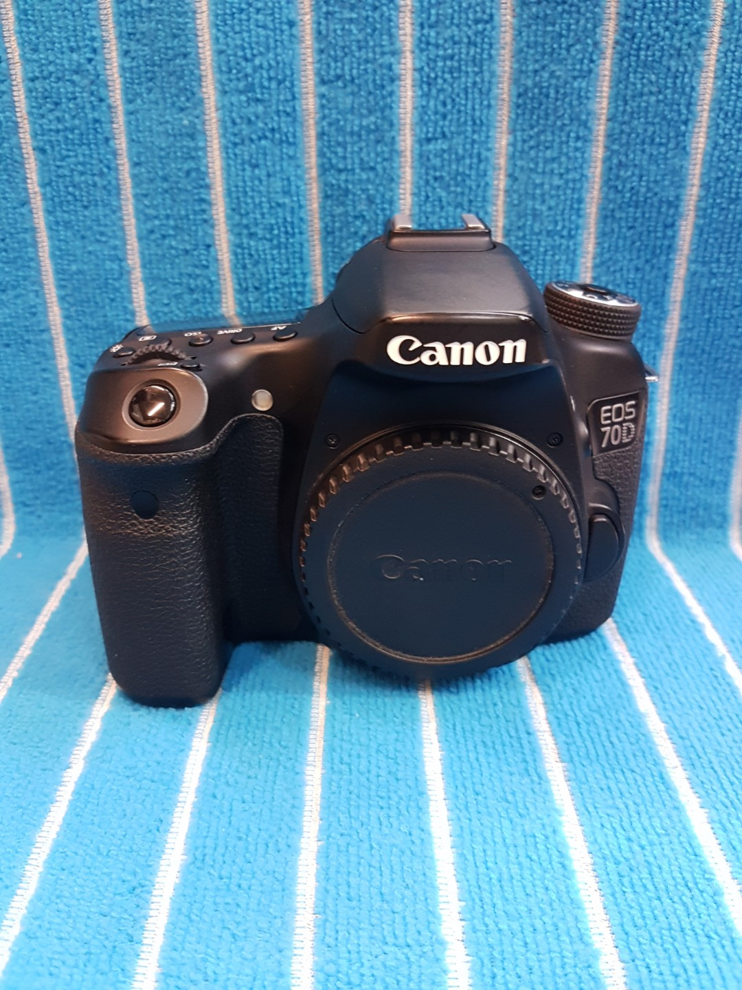 Canon Eos 70d Body Photography Cameras Dslr On Carousell Photo