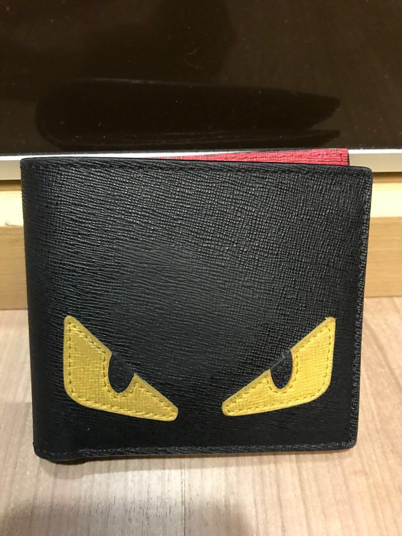 a86e4bbab12 ... new zealand fendi wallet mens fashion bags wallets wallets on carousell  a5f7e 4a49b ...