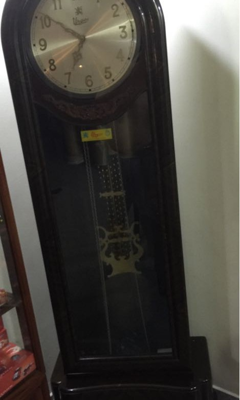 urgos grandfather clock, Vintage & Collectibles, Vintage