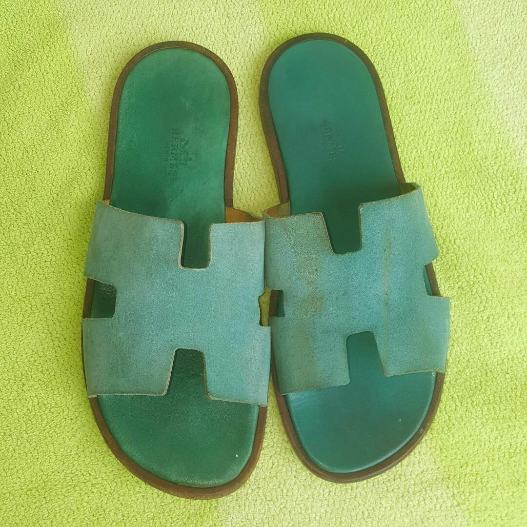 c9b69f39370c Hermes original Izmir sandals