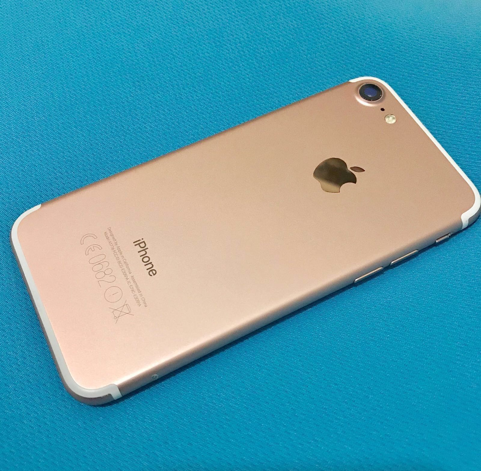 Iphone 7 32gb Rose Gold Mobiles Tablets Series 32 Gb Photo