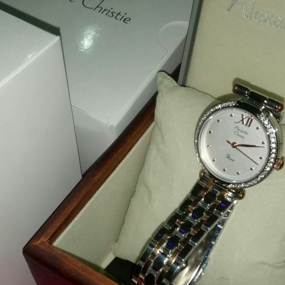 Jam Tangan Alexandre Christie Original 010ed5413c