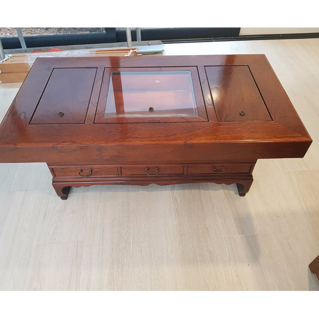 Astounding Korean Hibachi Coffee Table Furniture Home Decor Antiques Pdpeps Interior Chair Design Pdpepsorg