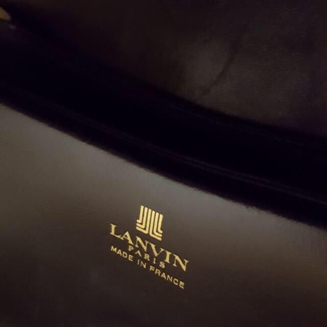 法國製LANVIN(降降降)
