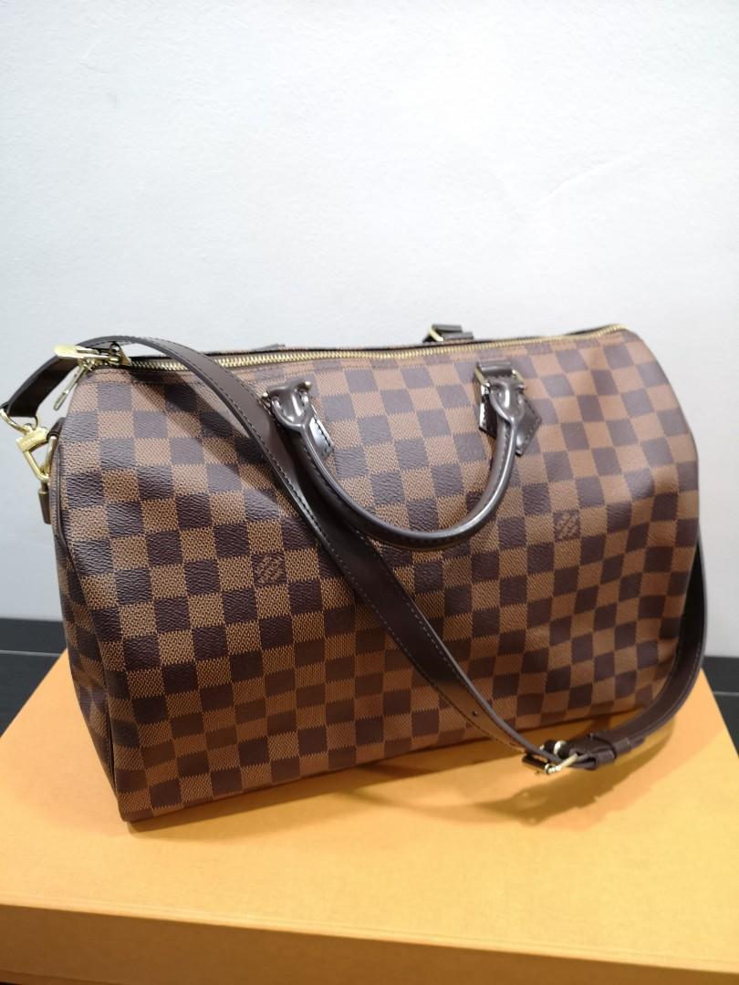 1e6246ca LNIB Louis Vuitton speedy bandouliere 35