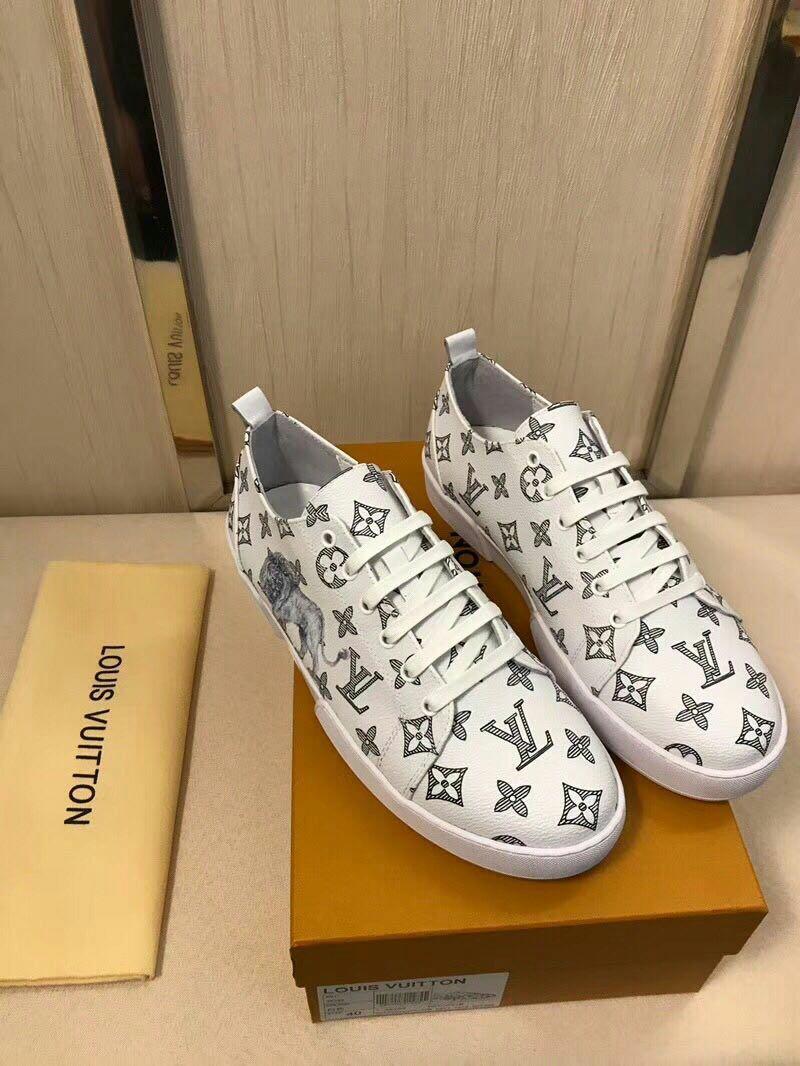 65cc1ac75e0 LOUIS VUITTON casual men shoes