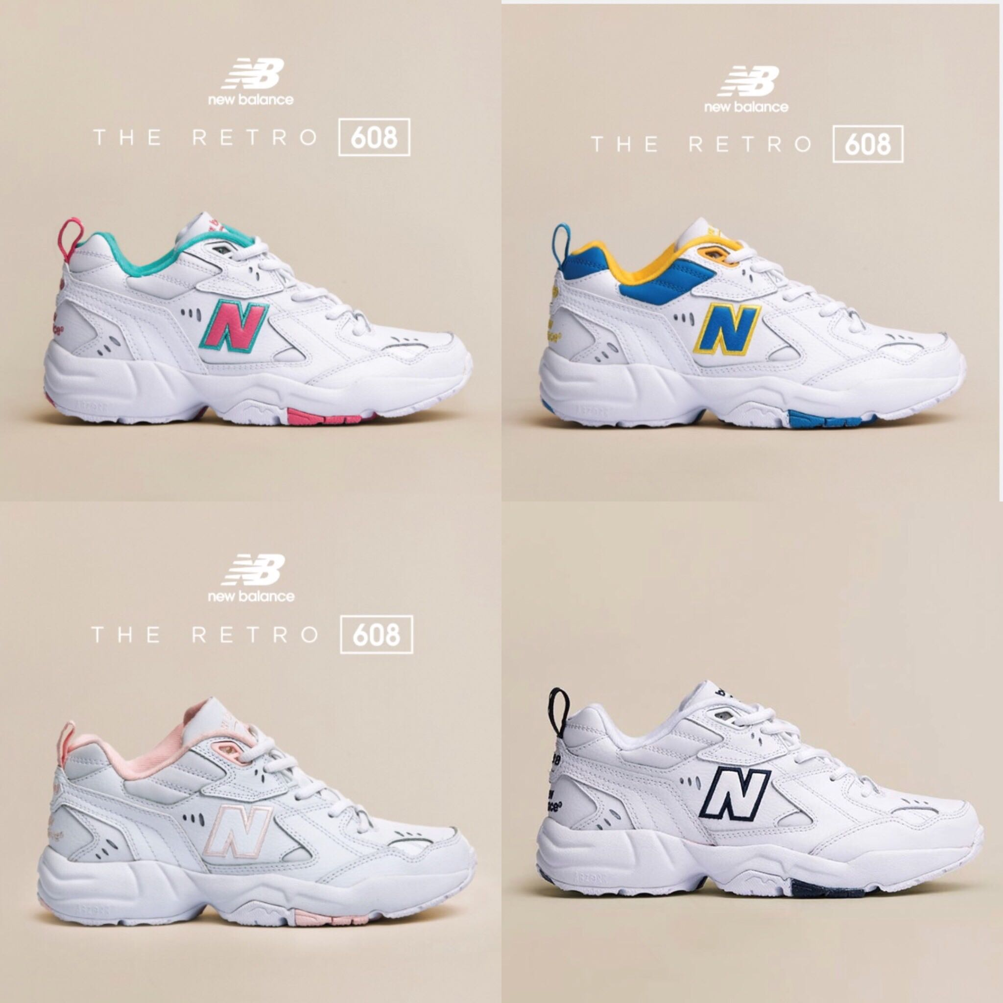 41497acc2e4 ... sweden new balance 608 womens fashion shoes sneakers on carousell cf182  2b1ed
