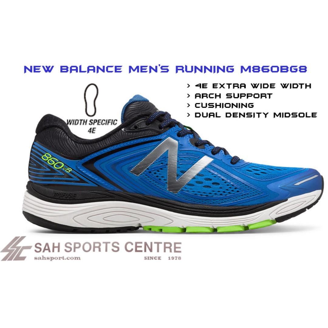 new balance 4e width mens