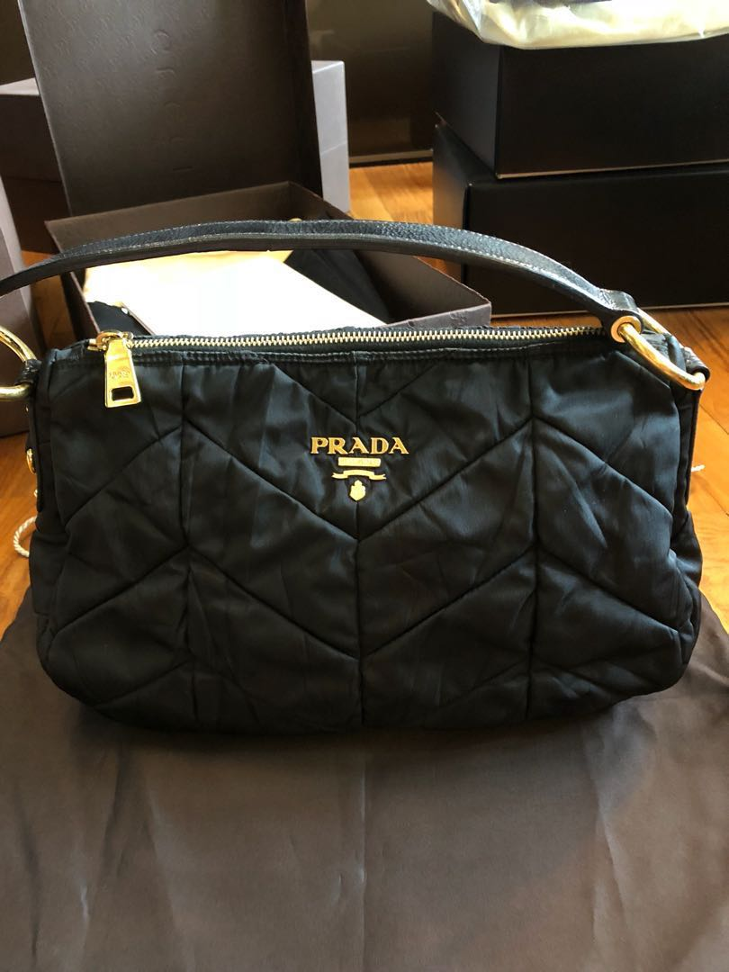 473ddd066e50 Prada top handle bag