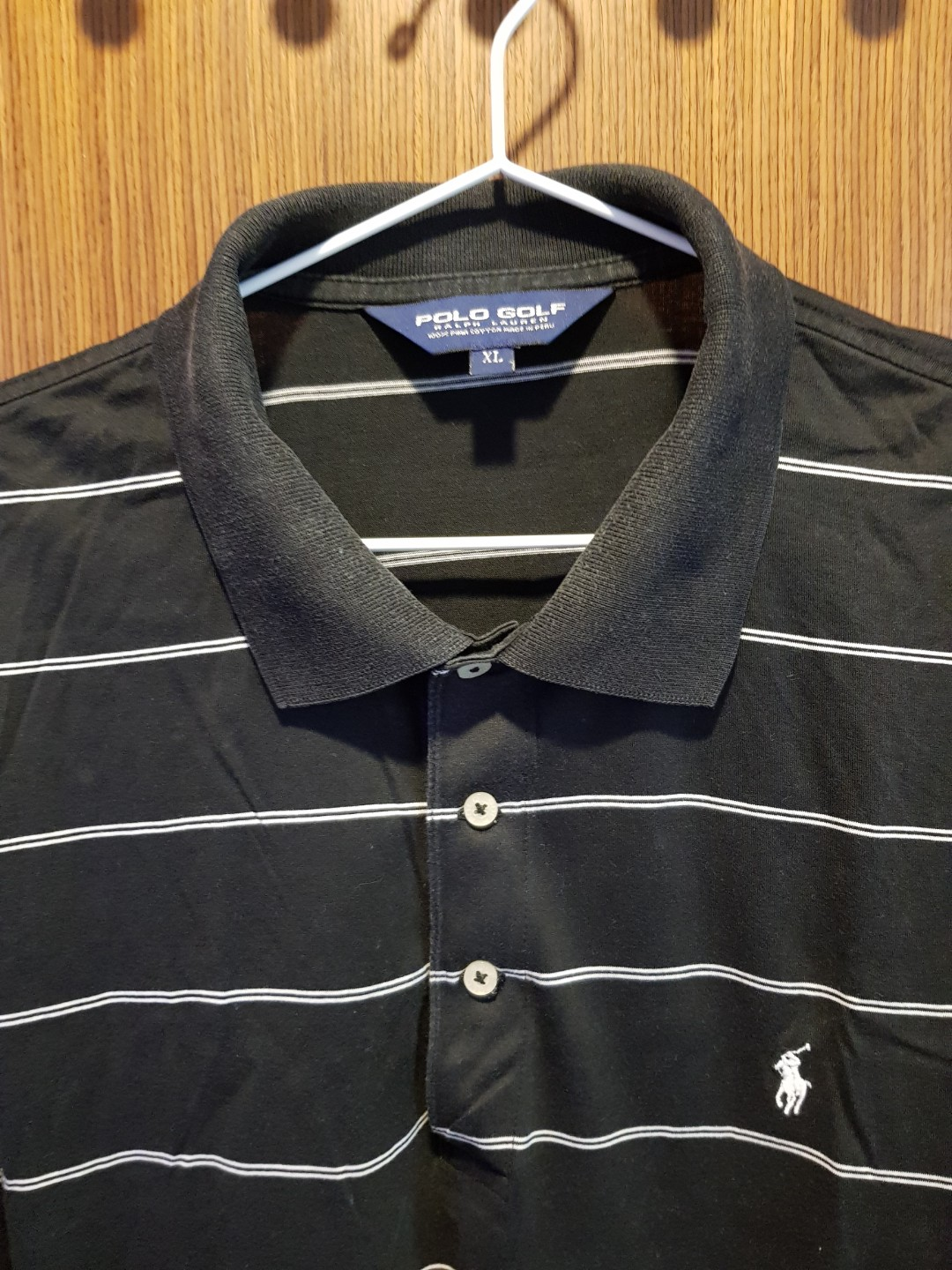 65644ee3 Preowned Polo Ralph Lauren Short Sleeve polo shirt For Sale, Men's Fashion,  Clothes, Tops on Carousell