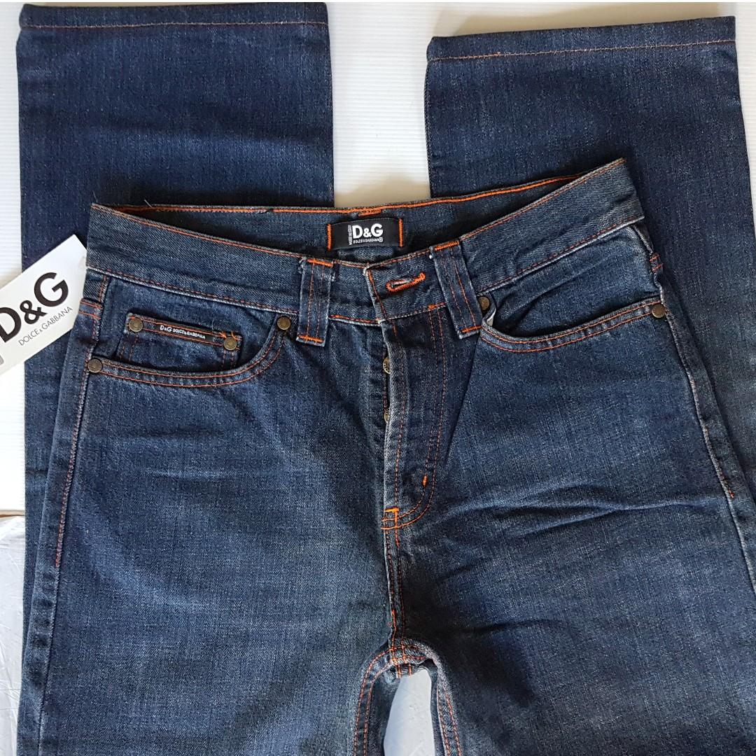 ef018cf9e0e Rare Classic D&G Jeans, Vintage Dolce & Gabbana Designer Denim Jeans,  Original, ITALY, Authentic, Street Smart Fashion, Old School, Dolce  Gabbana, ...