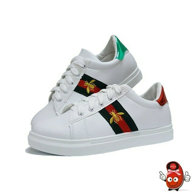 bcd71488ef4 Ready Stock!Gucci Sneakers 2018