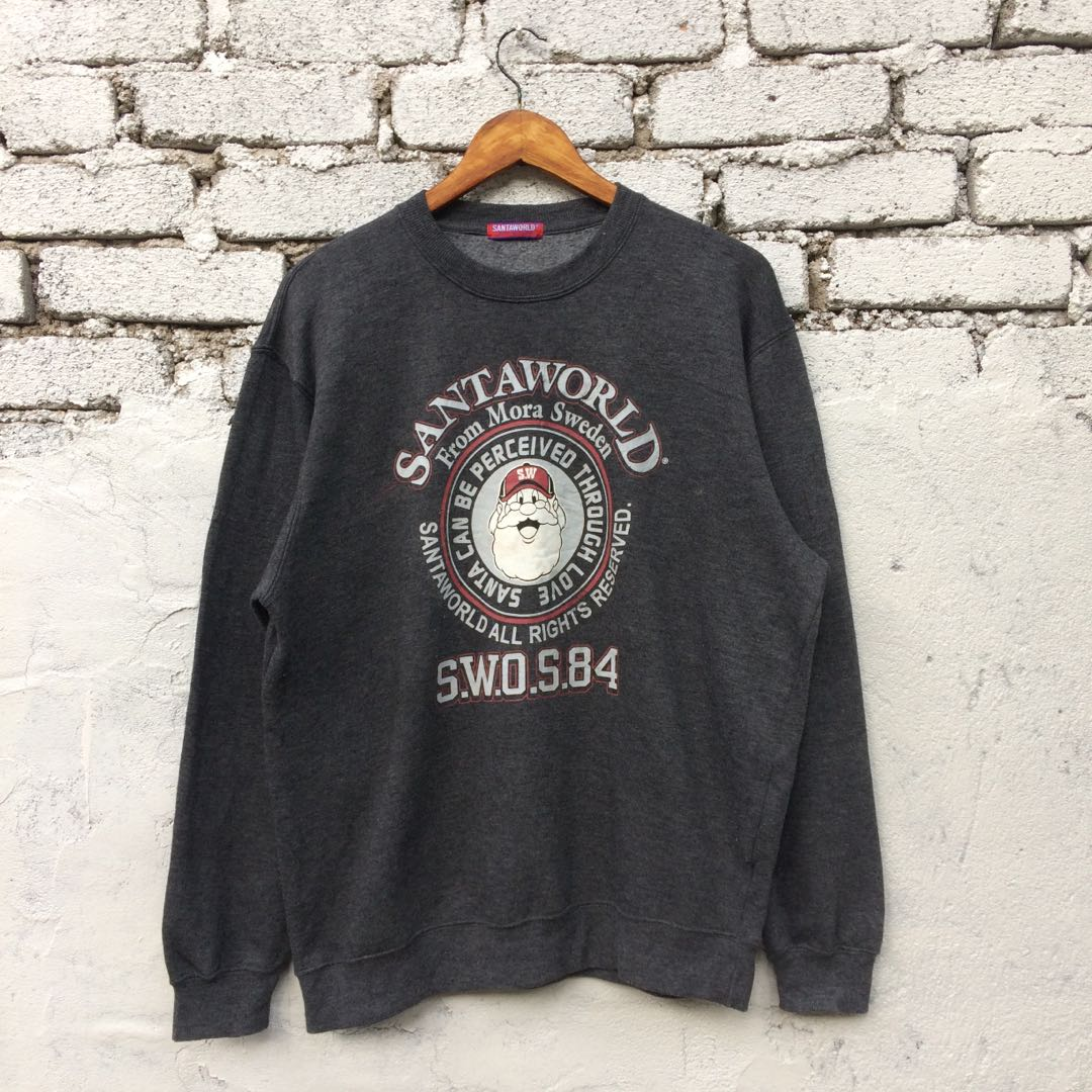 901dfef291f7 Santa World Sweatshirt