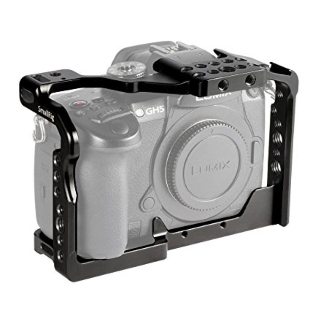 Smallrig Panasonic Lumix Gh5 Cage 2049 Photography On Carousell Gx85k Lensa 12 32mm Kamera Dmc Gx85