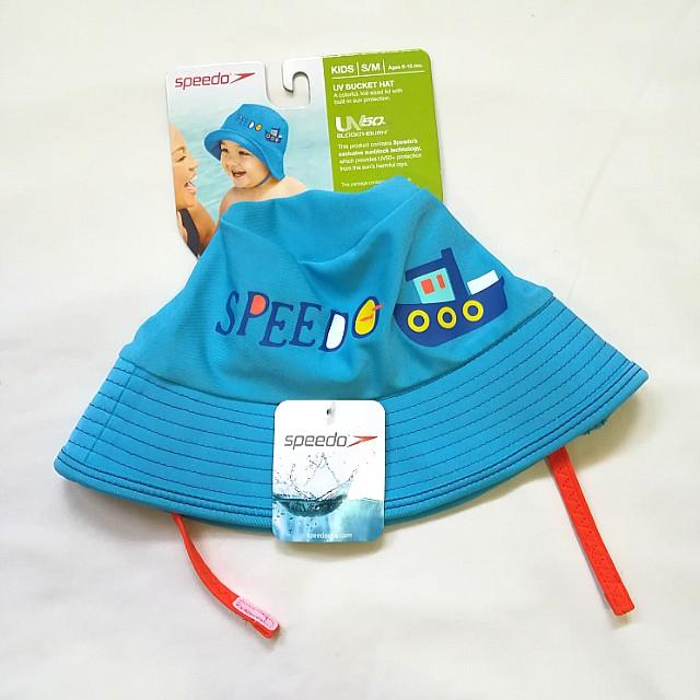 Speedo Baby Bucket Hat b6a7f09510eb