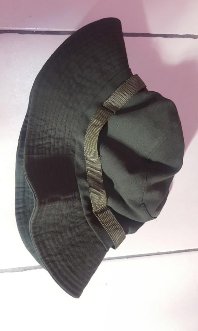639c79eb1da TopMan Bucket Hat Army Green (Waway hat)