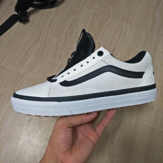 e6ce6867b8 Vans X The North Face Old Skool MTE DX (TNF True White Black)