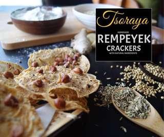 Tsoraya Recipes Homemade Rempeyek Kacang