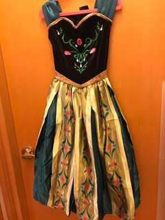 全新Frozen Anna Dress
