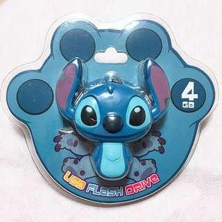 Disney Stitch 4GB thumbdrive