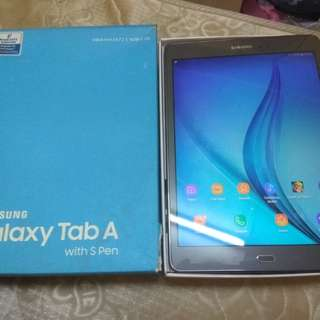 SAMSUNG TAB A 9.7 WITH S PEN