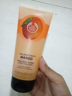 The Body Shop Fresh Body Sorbet Mango