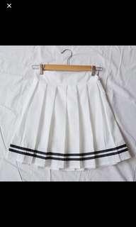 🆕White Tennis Skirt