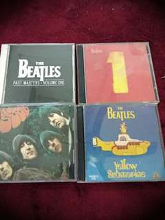 The Beatles CD & VCD