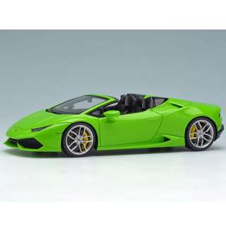 全新Make Up 1:43 Lamborghini Huracan LP610-4 Spyder 2015 Pearl Green EM342A4