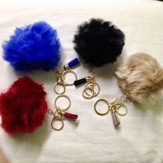 Furball Bag Keychain
