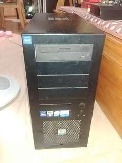 Intel Core2 E6550+DDR2 4GB 電腦主機