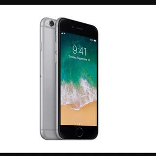 Iphone 6 128g Grey