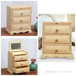 🚚 實木飾品盒