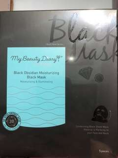 My Beauty Diary Black Mask(5 pcs)