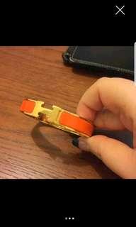 Hermes Clic H Bracelet 手鈪