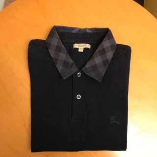 Burberry短袖POLO衫
