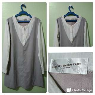 Korean Style (light Gray)