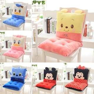 [PO] Cartoon Seat Cushion / Chair Cushion