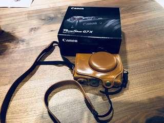 Canon G7X (9成新)