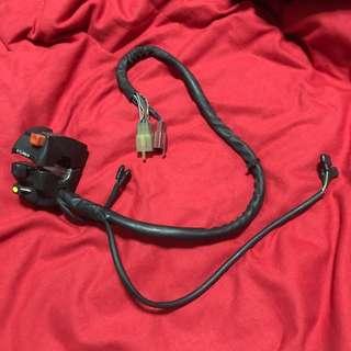 Rvf400 turn signal switch