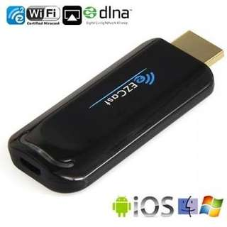 EzCast HD dongle wifi receiver