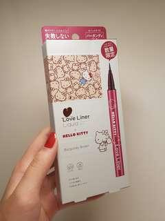Love Liner 勃根地色眼線液筆