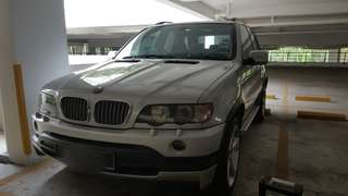 BMW X5 4.6 is Sport Version 2002 1 0wner