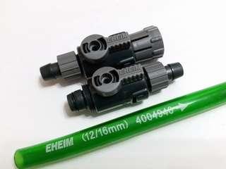EHEIM 濾水器出入水快速閘制 (A)