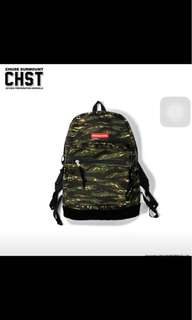 Chuse 虎紋迷彩後背包 非carhartt dickies jansport